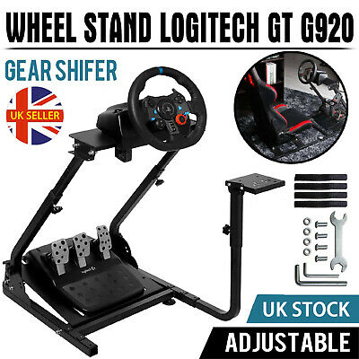 Racing Simulator Steering Wheel Stand Holder For Logitech Driving Force Shifter • 42.78£