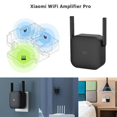Xiaomi WiFi Amplifier Repeate Pro Signal Extender Range Booster Internet Network • 12.59£