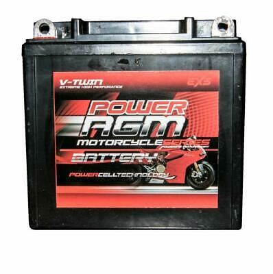 AU49 • Buy Power AGM 12V 9AH 180CCAs Motorcycle Battery NPC-YB9-B Bike Scooter Jet Ski NEW