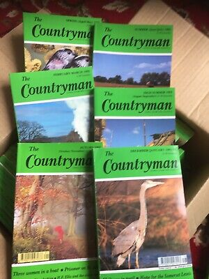 The Countryman Books Complete Year 1992 - 6 Volumes • 4£
