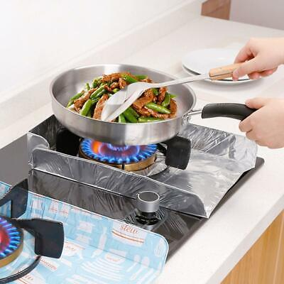 £2.77 • Buy Cooker Kitchen Suppies Oil Splash Cover Pad Cleaning Safety Useful Gas Baffle SM