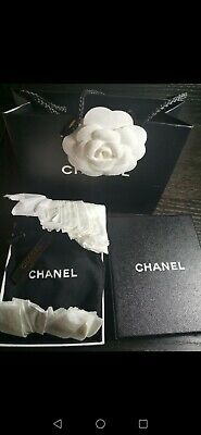 £272.63 • Buy Chanel Necklace - 100% Authentic. Crystal Flower