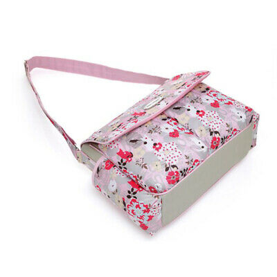 AU35.33 • Buy Baby Accessories Canvas Mummy Feeding Wallet Travel Feeding Multi-functional SM