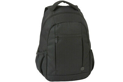 Caterpillar Toronto Backpack 83695-218 Backpack Black, Unisex, Polyester • 49£