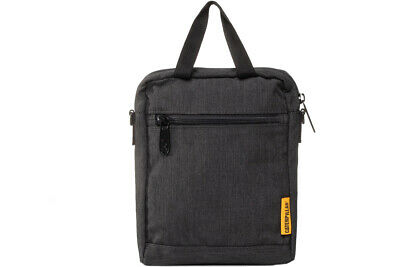 Caterpillar Shanghai Bag 83692-218 Sachet Grey, Unisex, Polyester • 32.68£