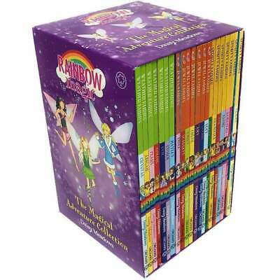£22.97 • Buy Rainbow Magic 21 Books Set Collection - Sporty Jewel And Weather Fairies NEW