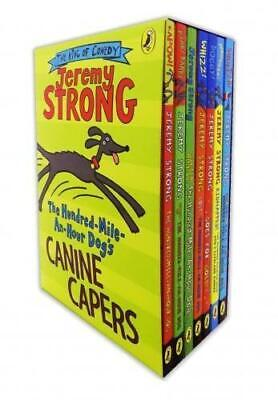 £19.99 • Buy Jeremy Strong Childrens Collection 7 Books Box Set Pack NEW