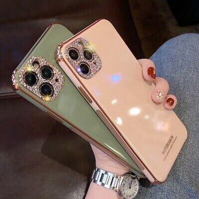 AU10.01 • Buy New Cover For IPhone Case 12 11 Pro Max X XR 8 7 6s Plus Sparkling Coque Fundas