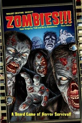 Zombies!!! 3rd Edition Board Game • 27.27£