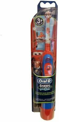 AU20.79 • Buy Oral B Stages Power Kids Cars Electric Toothbrush With Disney Magic Timer App