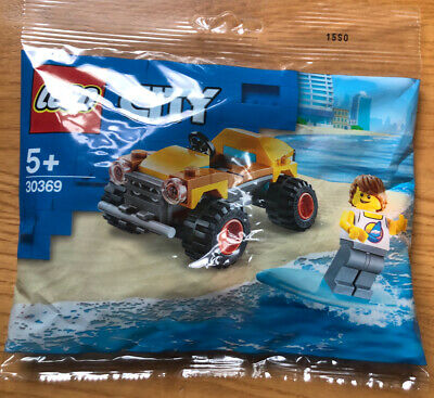 Brand New Lego Beach Buggy Surfer - Set 30369 - Sealed In Bag • 4.95£