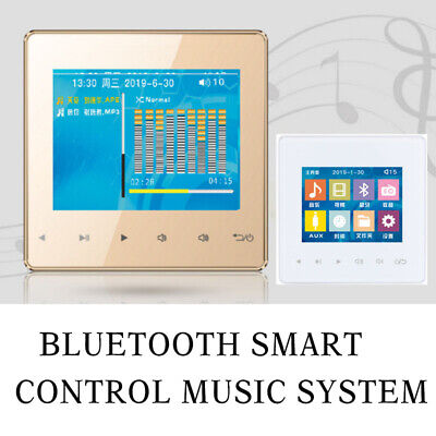 Bluetooth Smart Control Music System Ceiling Speaker Modules Home Audio Sy K9H3 • 44.99£