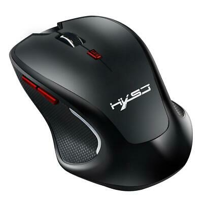AU11.54 • Buy T21 Bluetooth 3.0 Wireless Mouse 2400DPI Adjustable 6 Buttons Optical Mice