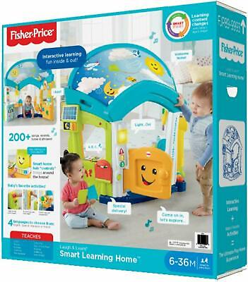 £109.99 • Buy Fisher-Price Laugh N Learn Smart Home Kid's Learning  Educational Toy With Music
