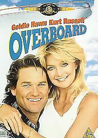 Overboard - Goldie Hawn - New Dvd • 5.99£