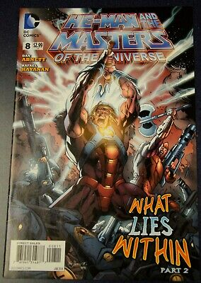 $4 • Buy He-Man & Masters Of The Universe Vol. 2 #8 9.0 VF/NM Vintage 80's Memory