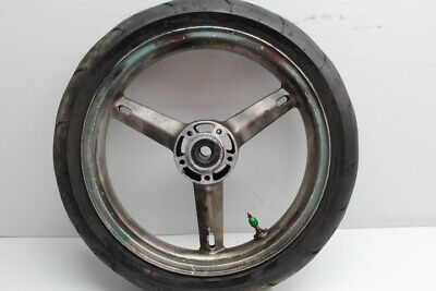 $40 • Buy 01-02 Suzuki Gsxr1000 Front Wheel Rim (bent)