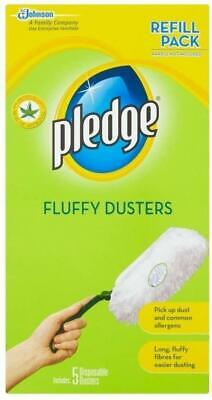 Pledge Fluffy Dusters Refills (5) • 6.16£