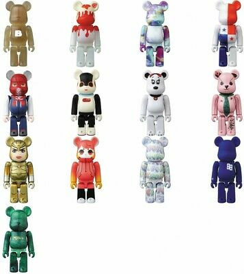 $170 • Buy MEDICOM TOY Be@rBrick Series 40 Height About 70mm Figure 25 BOX 2020 Newitem