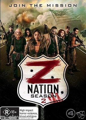AU19.97 • Buy Z Nation : Season 2 : New Dvd