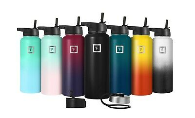 $25.95 • Buy Iron Flask Sport Water Bottle Hydro Vacuum Insulated Stainless Steel 6 Sizes
