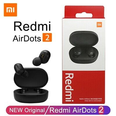 $12.56 • Buy For Xiaomi Redmi TWS Airdots Headset Bluetooth 5.0 Earphone Stereo Earbuds 2020