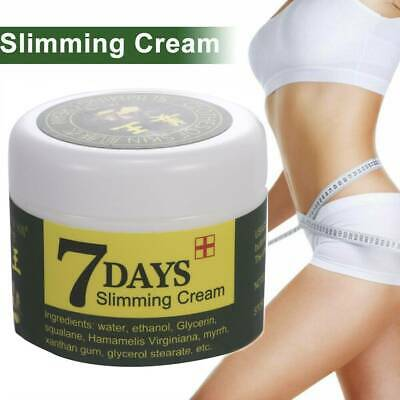30ml Ginger Fat Burner Cream Weight Loss Belly Slimming Fitness Body Sweat Gel . • 3.49£