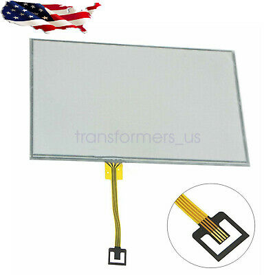 $140.09 • Buy For FORD Sync 2 REPLACEMENT TOUCH-SCREEN Glass Digitizer 8  Radio Navigation