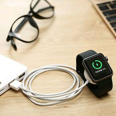 $ CDN5.73 • Buy Magnetic Charging Dock USB Cable Charger For Apple Watch IWatch 1 2 3 4_