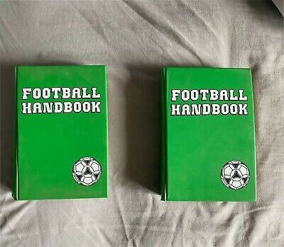 The Marshall Cavendish Football Handbook • 13.50£
