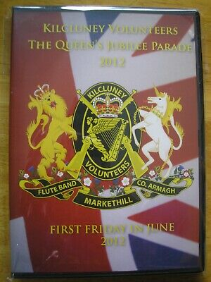Kilcluney Volunteers Flute Band Rangers FC Ulster Loyalist Parade DVD 2012 • 6£