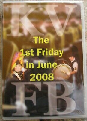 £6 • Buy Kilcluney Volunteers Flute Band Rangers FC Ulster Loyalist Parade DVD 2008