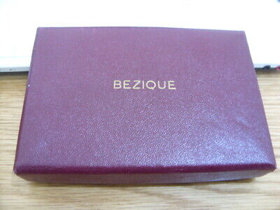 Vintage BEZIQUE And Rubicon Bezique-1933-Wills-Imperial Tobacco • 10.99£
