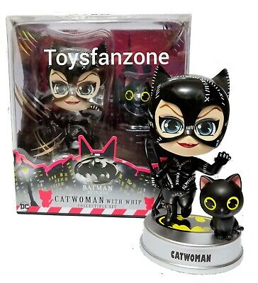 $ CDN55.82 • Buy Hot Toys Batman Returns Catwoman With Whip Cosbaby COSB716