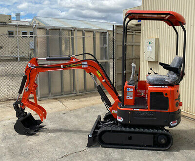 AU15990 • Buy Rhinoceros XN12 Mini Excavator Package 1.2 T