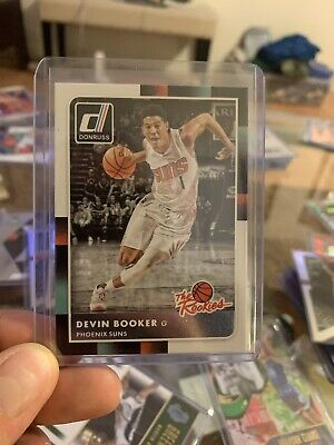 $ CDN2.30 • Buy Devin Booker 2 RC Card Lot 2015-16 Donruss. Rated Rookie, The Rookies. Suns NBA