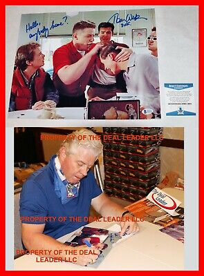 £107.05 • Buy 🔥 Back To The Future Tom Wilson Signed W/ Quote 11x14 Picture Beckett PSA