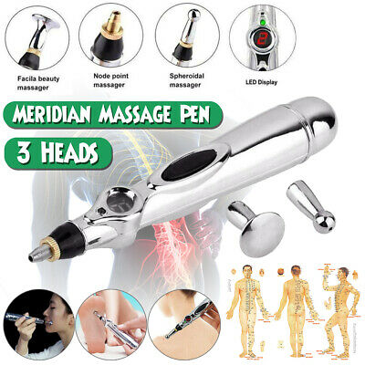 $6.75 • Buy Electronic Therapy Zen Pen Acupuncture Meridian Energy Body Massage Pain Relief