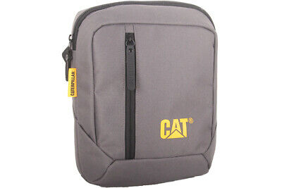 Caterpillar The Project Bag 83614-06 Sachet Grey, Unisex, Polyester • 27.22£
