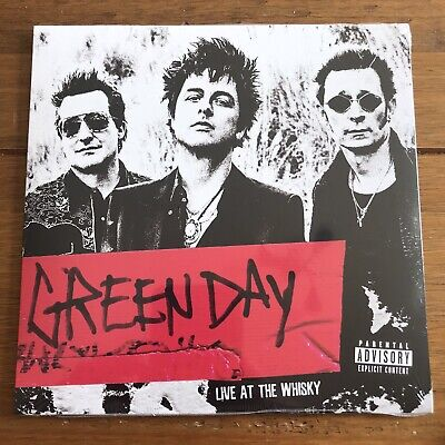 Green Day - Live At The Whisky Father Of All 7  Vinyl Sealed • 26.95£