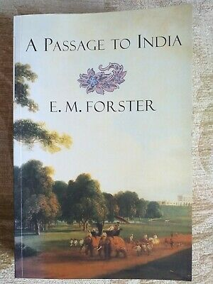 A Passage To India E M Forster Paperback 1995 • 4£