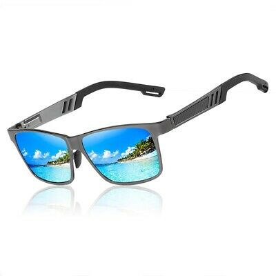 AU37 • Buy Mens Glasses Polarized Sunglasses Outdoor Sports Driving Fishing Eyewear AUS