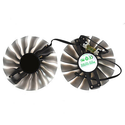 $ CDN32.59 • Buy GAA8S2U For PALIT GeForce GTX 1070 Ti 8GB JetStream Graphics Video Cooling Fan