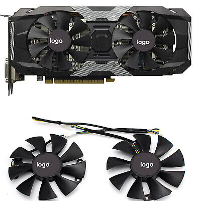 $ CDN16.73 • Buy 85mm For Zotac GeForce GTX 1050Ti 1060 GTX 950 960 HA Video Card Fan 4pin