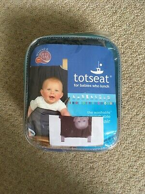Tot Seat Denim Excellent Condition • 10£