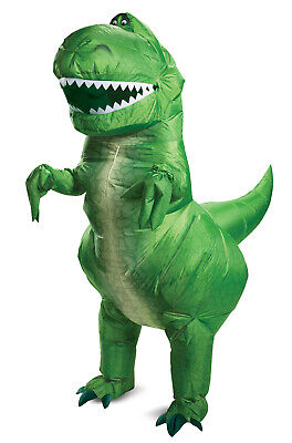 $99.40 • Buy Disney Toy Story Rex Inflatable Adult Costume