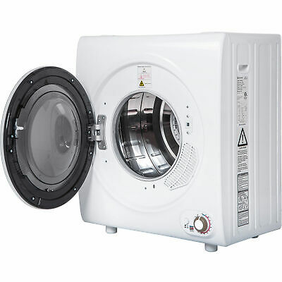 View Details Electric Tumble Compact Laundry Dryer Stainless Steel Wall Mounted ​2.65 Cu.Ft • 323.94$