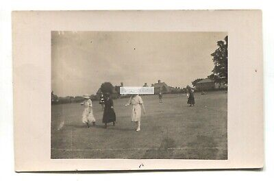 Unidentified - Sports At Sages Field, Egg And Spoon Race, 1 August 1921 Postcard • 1.99£