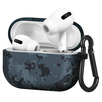 $ CDN16.99 • Buy Protective Case Cover Compatible For Apple AirPods Pro 2019 (Digital Camo)