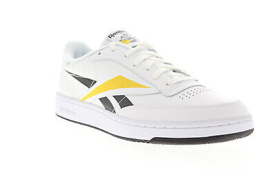 AU64.99 • Buy Reebok Club C 85 MU EF8839 Mens White Leather Low Top Lifestyle Sneakers Shoes